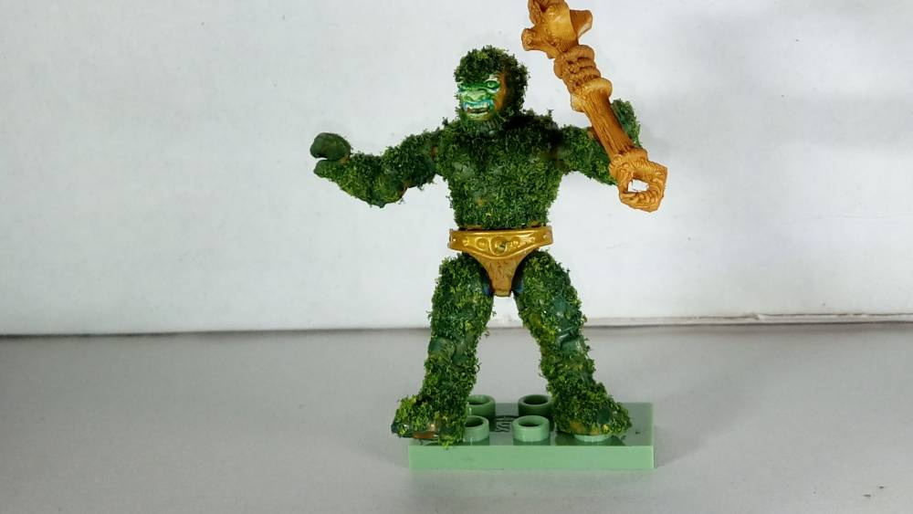 Moss Man -- The Pine Fresh Beast Man