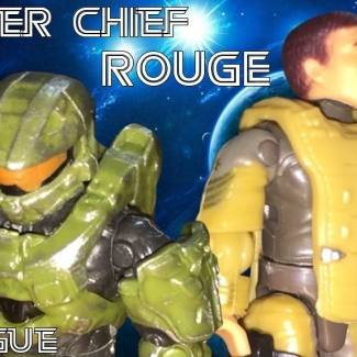 Image of: Master Chief: ROUGE (Prologue)