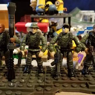 Image of: Stargate SG-1 custom