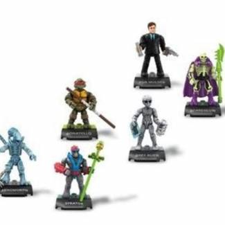 Image of: Full Mega Construx Heroes series 5 lineup photo!