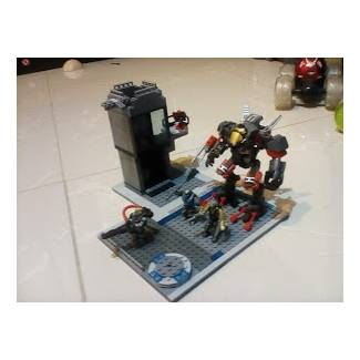 Image of: BASE SPARTAN -Spartan031
