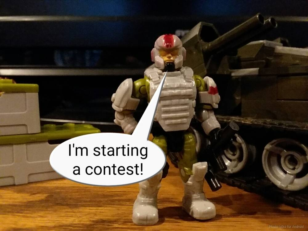 Image of: Contest!
