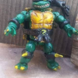 Image of: Tmnt slash custom