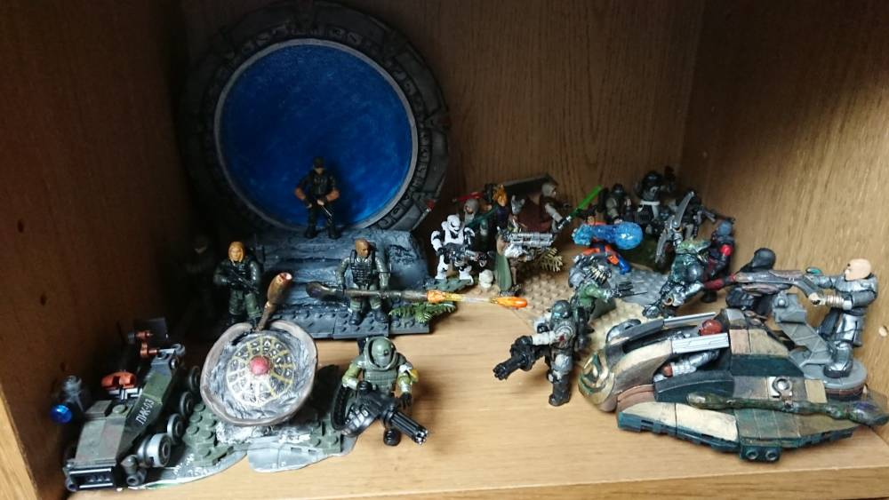 Image of: *custom* collection update