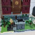 Image of: MOTU Skeletor's Stronghold (Not Snake Mountain)