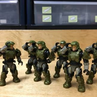 First Look UNSC Marine