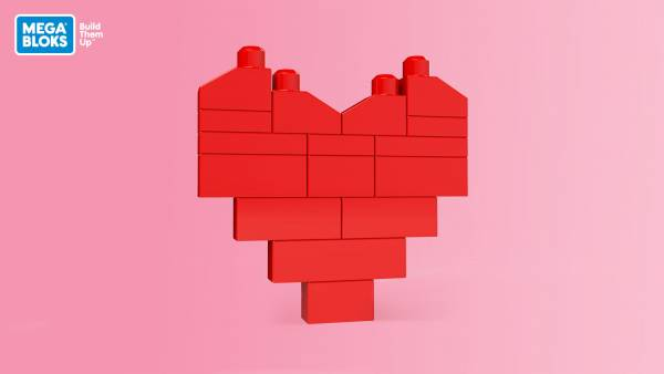Build Your Love For Valentines Day