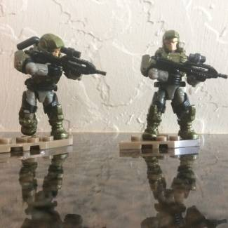 Image of: Custom Halo 3 BRs