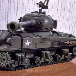 Image of: Sherman Firefly
