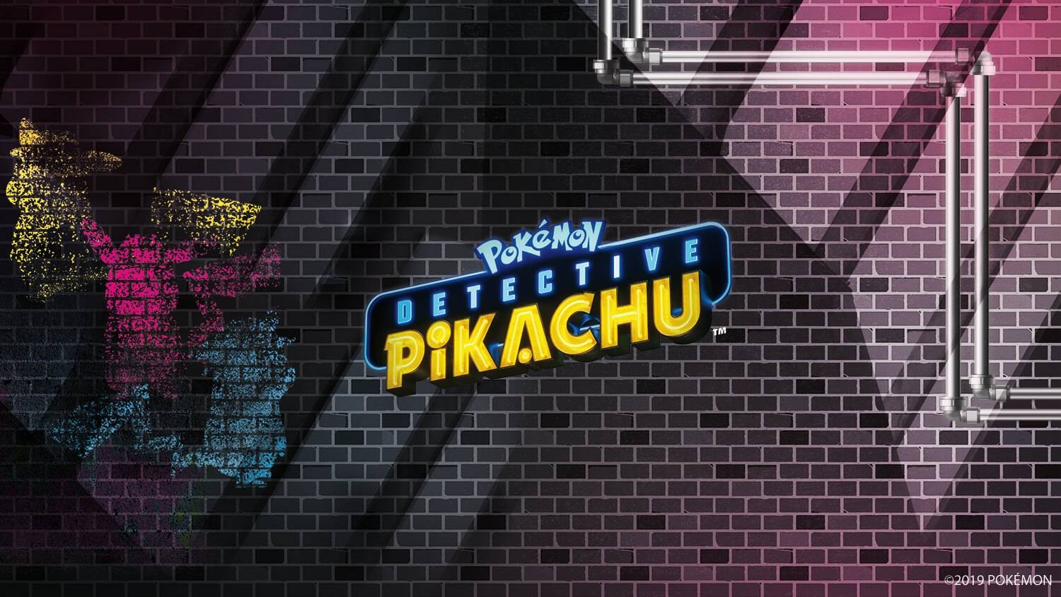 Build an open-and-shut case with Detective Pikachu building sets!