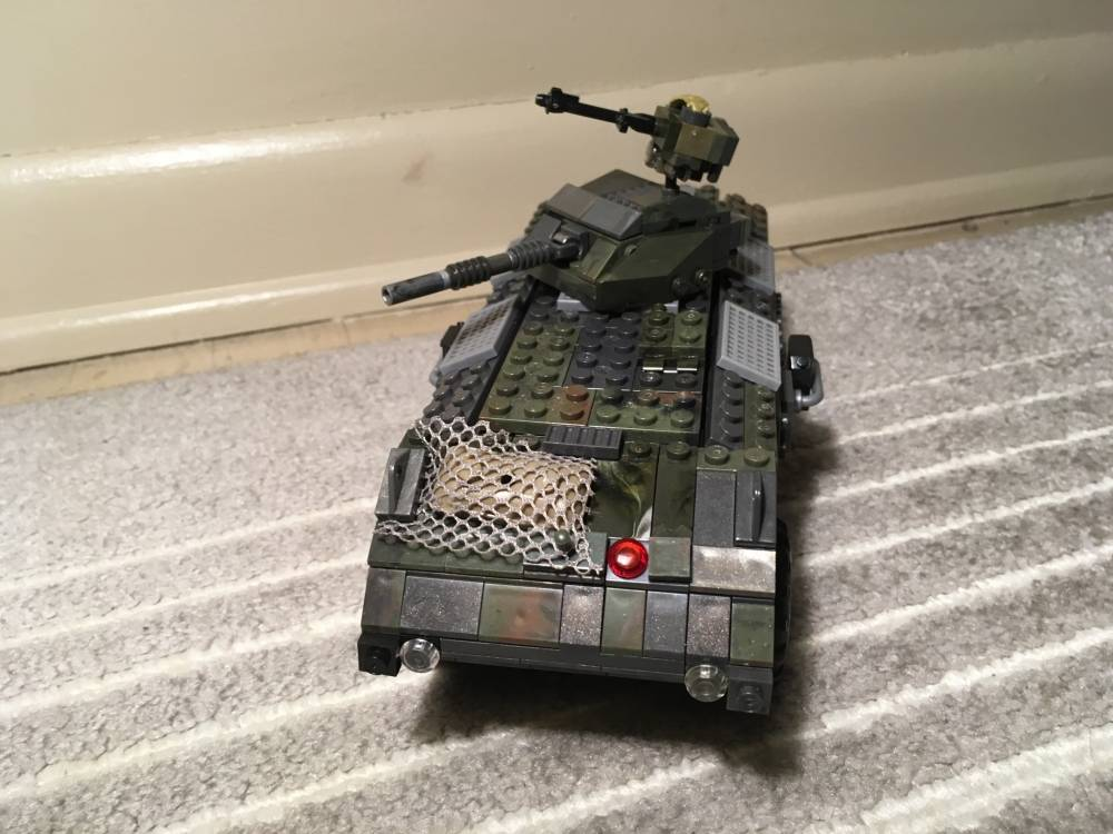 Image of: Light armored vehicle