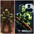 Image of: Characters in Halo 5: Guardians