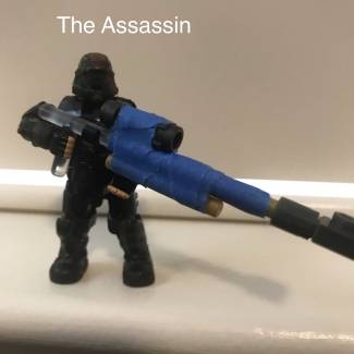 Image of: Assassin