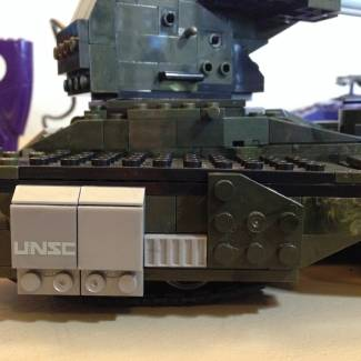 Image of: M808 Main Battle Tank part 2