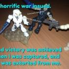 Bush War chapter 2 / The Critic chronicles chapter 8