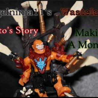 Image of: Wasteland - Making a Monster - Part 1