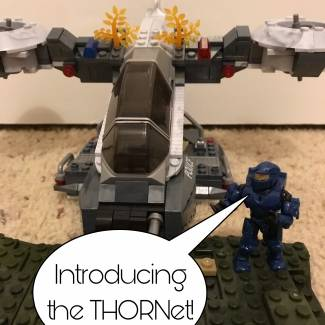 Image of: The THORNet!