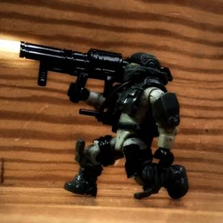 Image of: Attempt 3  UNSC Marine Desert Ranger