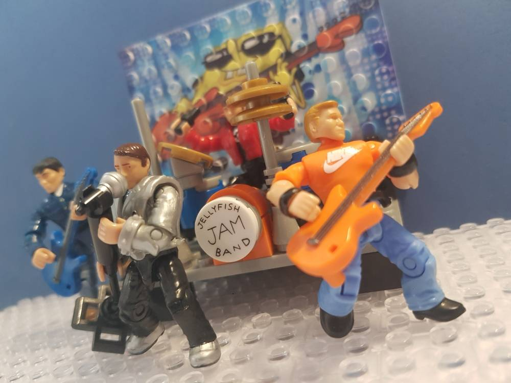 Image of: Let's start a Band!
