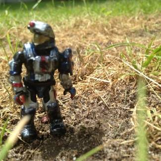 Image of: An ODSTs Story 7: Barren