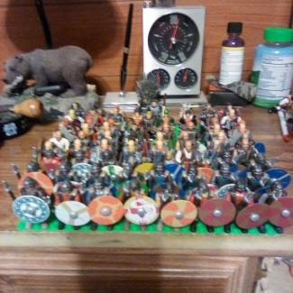Image of: My Viking army
