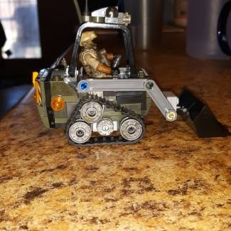 Image of: The improved Dye Industrial Combat Bobcat
