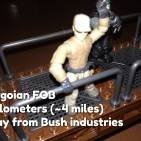 Image of: Bush War chapter 6