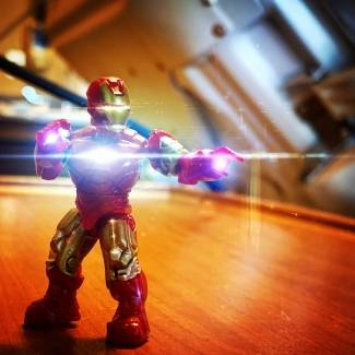 Image of: I am iron man