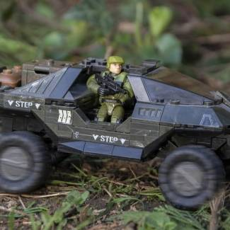 Image of: Warthog Recon