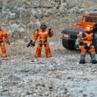 Image of: Orange Team