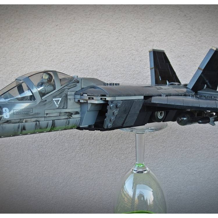 Image of: Fighter plane version 2.0 :)