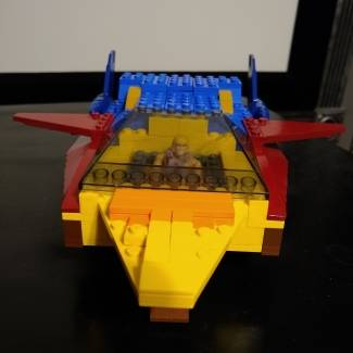Image of: MOTU Talon Fighter