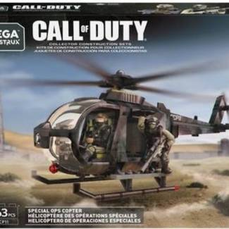 Image of: New Call Of Duty Special Ops Copter Leaked Set