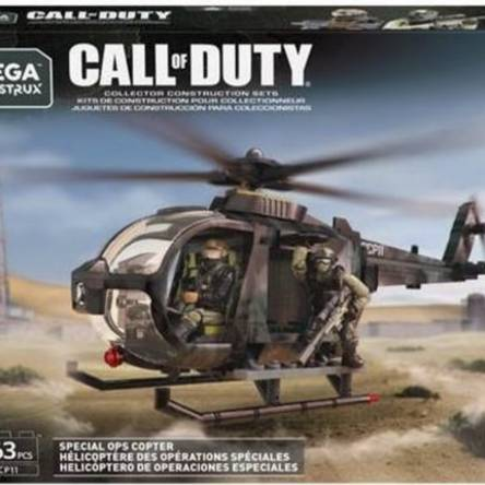 New Call Of Duty Special Ops Copter Leaked Set