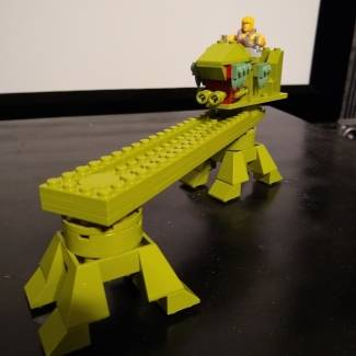 Image of: MOTU Dragon Walker