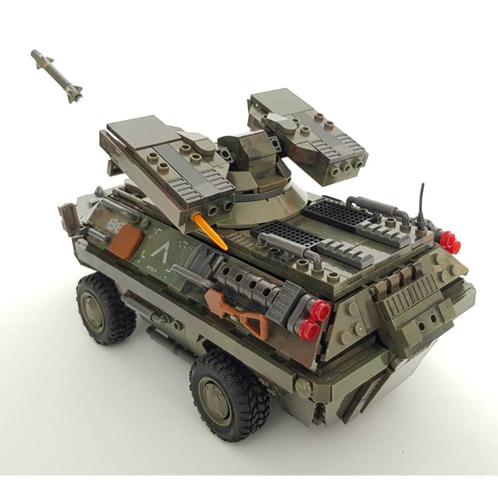 Image of: GTA 5 Online Vehicle APC MOC