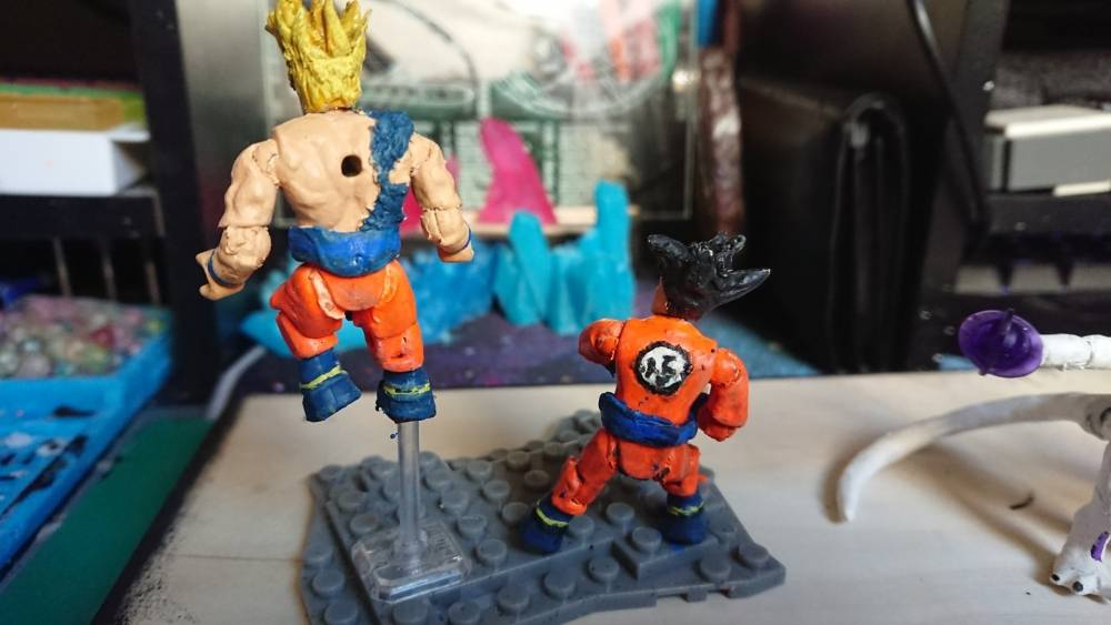 Image of: Any DBZ fans here ?