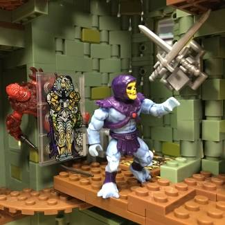 Image of: Where is Beast Man?