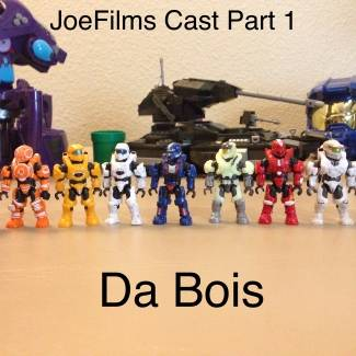 Image of: JoeFilms Cast Part 1