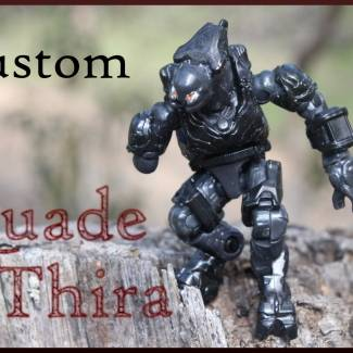 Image of: Custom - Quade Thira