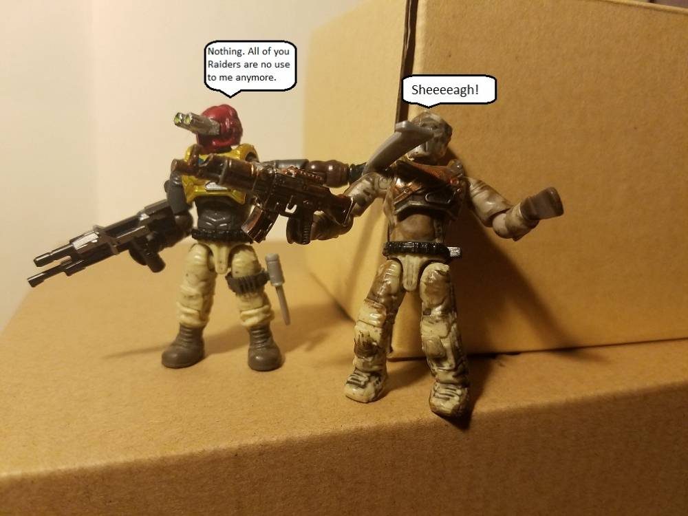 Image of: Battlecorps Stage 1: Alliance Over