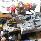 Building the UNSC Cobra