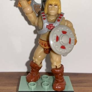 Image of: He-Man and the Masters of the Universe