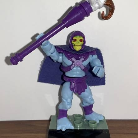 Skeletor and the Evil Warriors