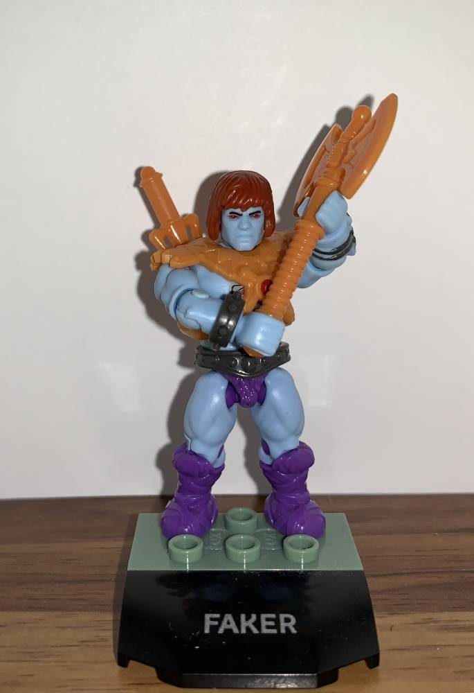 Image of: Skeletor and the Evil Warriors