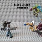 Contest Entry: Siege of New Mombasa Series