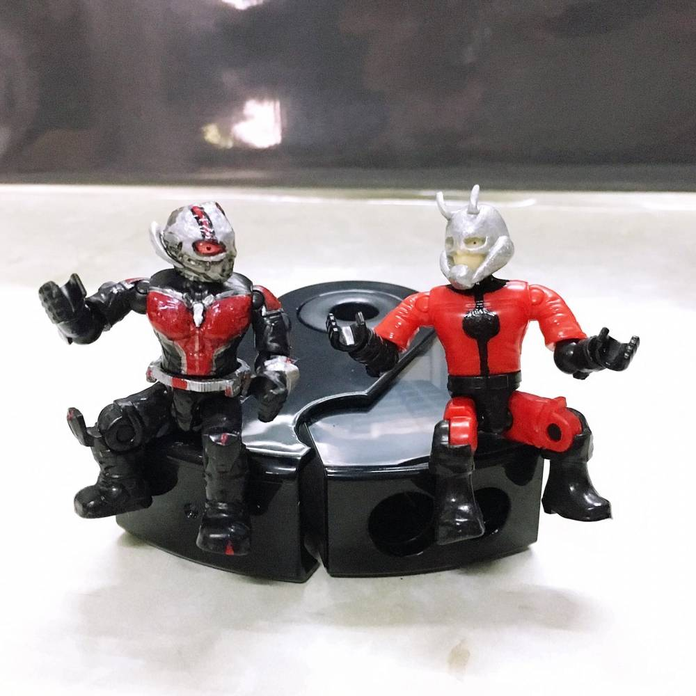 Image of: Ant man