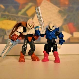Image of: Sans and Papyrus