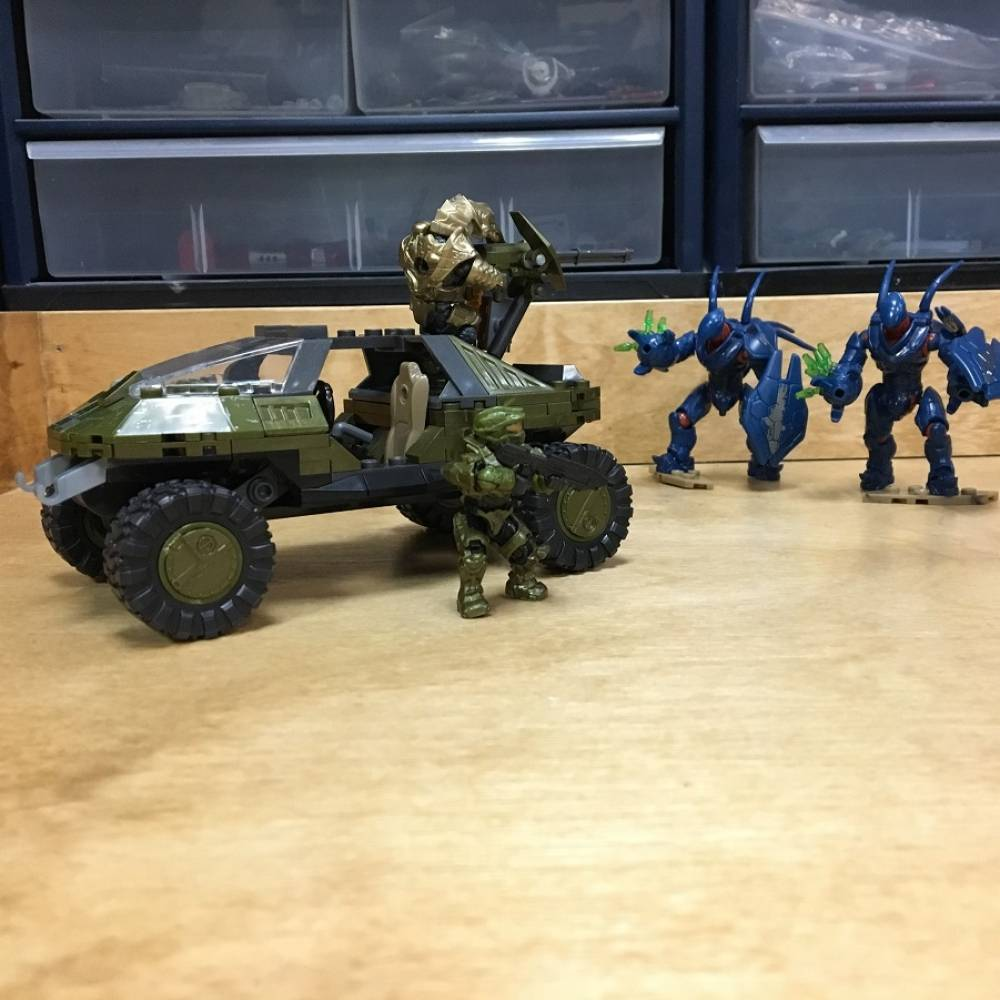 Image of: Another Look at the 10th Anniversary Warthog