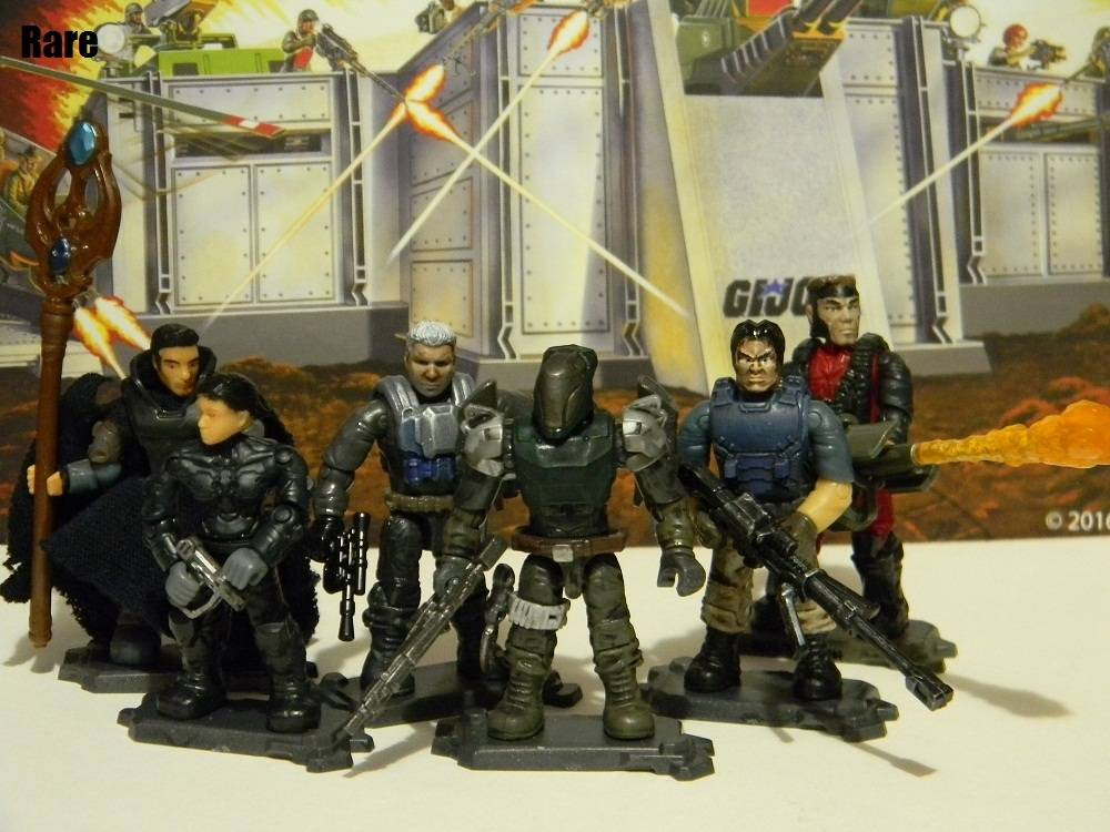 Image of: Contest Entry: Battlecorps Fallen Knight Blind Bags